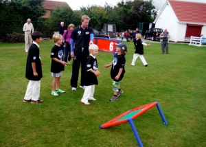 2013_09_09 Cricket Factory_Paul Collingwood_YarmCC - 11