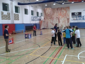 Junior Coaching, Czech Cricket