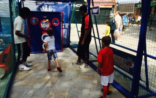 2014_07_19 Cricket_ECB CricketFactory_Big Sports weekend_Watford_Herts CB - 098